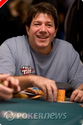 WSOP 2008 Live - David Benyamine en table finale du Pot Limit Omaha 5.000 Rebuys (#28)