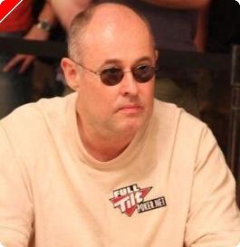Rob Hollink aan Finaletafel WSOP 2008