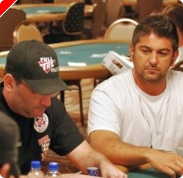 Event #33, $5,000 Stud Hi/Lo World Championship Day 1: Bunched Field in Opening Session