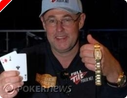Rob Hollink vinner øvelse #30 $10,000 Limit Hold'em World Championship