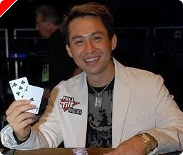WSOP 2008 Evento #25 10.000$ Campeonato del mundo de Heads-Up No-Limit: Kenny Tran campeón