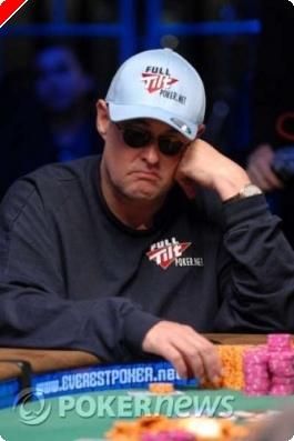 Résultats poker WSOP 2008 Tournoi 30 : Bueno classé, Rob Hollink champion du monde du $10,000...