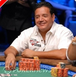 Jose Luis Velador vinner øvelse #32 $1,500 No-Limit Hold'em WSOP 2008