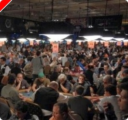 2008 WSOP Event #36 $1,500 No-Limit Hold'em Day 1: Owen 'ocrowe' Crowe Leads