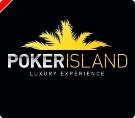 Poker Room이'Poker Island'의 TV 프로모션을 시작하는 승자는 $100,000의...