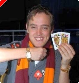 WSOP 2008 Evento #31 2.500$ NLHE 6-max: El italiano Darío Minieri gana el brazalete