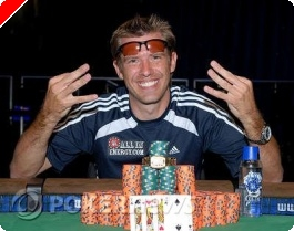 Layne Flack wint Event #34; Rocco zegeviert in toernooi #35 WSOP 2008