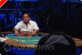 Résultats poker (WSOP 2008) Event 32 :  Soulier dans l'argent,  bracelet pour Luis Velador...