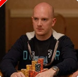 2008 WSOP, Event #36 $1,500 No-Limit Hold'em, Day Two: Hougaard and Slaubaugh on Top