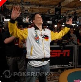 Résultats poker WSOP 2008 Event 33 : Benyamine 10ème, Sebastian Ruthenberg Champion du Monde...