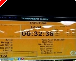World Series of Poker Ανασκόπηση της ημέρας για τις 21 Ιουνίου...