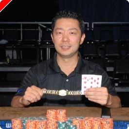 2008 WSOP Event #39 $1,500 No Limit Hold'em: David Woo Claims Bracelet