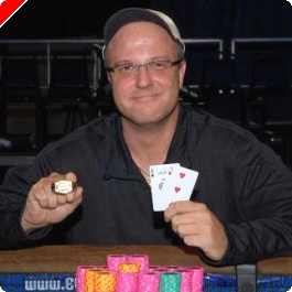 2008 WSOP Event #41 $1,500 Mixed-Limit Hold'em: Frank Gary Pulls Off Comeback