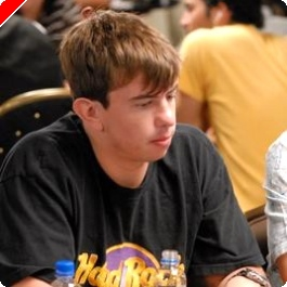 2008 WSOP Event #43, $1,500 Pot-Limit Omaha Hi/Low Day 1: Smith, Shorr Top Field