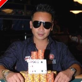 WSOP 2008 Evento #40 $2,500 2-7 Triple Draw : John Phan Conquista Segunda Bracelete