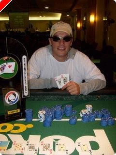 IV Etapa Circuito PT.PokerNews.com - Rodrigo Leite Campeão