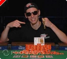 Martin Klaser wint Event #43 WSOP 2008 + meer pokernieuws