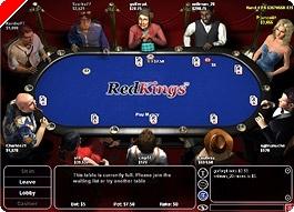 Red Kings Poker lance son championnat francophone par un tournoi gratuit