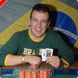 2008 WSOP Event #48, $2,000 No-Limit Hold'em: Alexandre Gomes Wins Bracelet