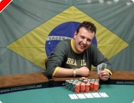 Alexandre Gomes Vencedor Bracelete Event #48 WSOP 2008 - Eu já sabia!