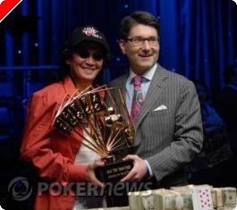 WSOP event #45 - $50 000 H.O.R.S.E turneringen har fått en vinnnare