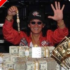 WSOP Event #45 - $50.000 H.O.R.S.E. – Scotty Nguyen vinder trofæet… baby!