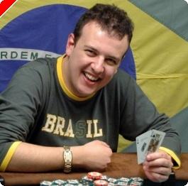 WSOP 2008 Evento #48, $2,000 No-Limit Hold'em: Alexandre Gomes Ganha o Bracelete