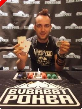 Augusto Cavazzini, 23 en el evento 49