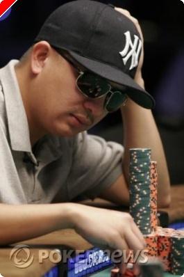 WSOP 2008 Event 49 - Premier bracelet pour le pro J.C. Tran dans le 1.500$ No Limit Hold'em