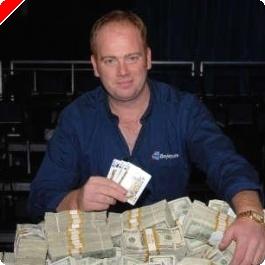 WSOP Event #50 - $10.000 PLO Championship – Marty Smyth vinder guld