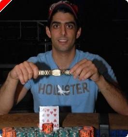 David Daneshgar wint Event #52 WSOP 2008 + meer pokernieuws