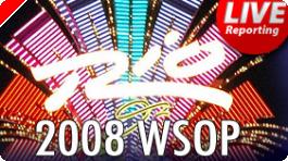 2008 Main Event Започва Тази Вечер