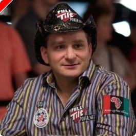Dr. Pauly at the 2008 WSOP: Almost Famous