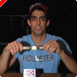 2008 WSOP Събитие #52, $1,500 No-Limit Hold'em: David Daneshgar в Злато