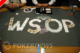 2008 WSOP - $10,000 NLHE Main Event Jour 1A : Mark Garner premier chip leader