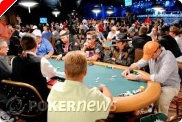 WSOP 2008 - Main Event Jour 1D : le second plus gros Main Event de l'Histoire