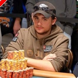 Główny Turniej WSOP 2008, $10,000 No-Limit Hold'Em, Dzień 4: Jeremy Joseph Nadal Liderem