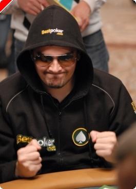 Rafael Caiaffa 55º Main Event WSOP 2008 – Recorde Brasileiro! - Parabéns