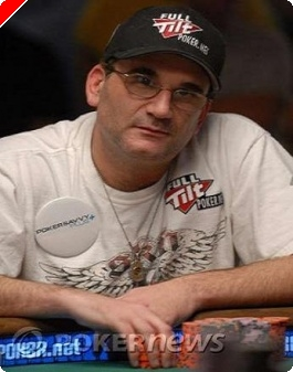 WSOP Main Event 2008 Day 5: Mark Ketteringham leading the last 79