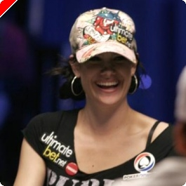 PokerNews' Tiffany 'Hot Chips' Michelle Eyes WSOP History