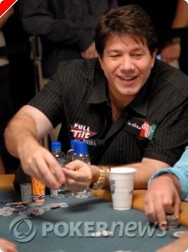 Tournoi Poker WPT Bellagio 2008 - David Benyamine à deux doigts du titre