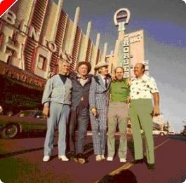 Sailor Roberts, Doyle Brunson e Amarillo Slim. Me Deram Uma Boa Ideia!