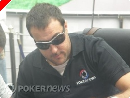 Balkan PokerNews Challenge 2008 - Основно Събитие, Ден 1б