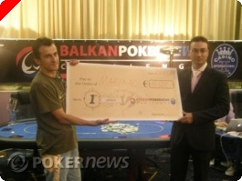 Balkan PokerNews Challenge 2008 - Основно Събитие, Ден 2 - Мариян...