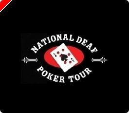 维纳斯举办国家聋人扑克巡回赛