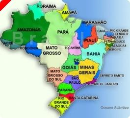 Pelas Mesas do Brasil…