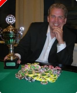 Fjorårets vinner av NNM Poker - Anders 'Anrimo'