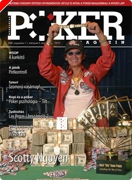 Megjelent a Póker Magazin 3. száma!