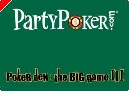 To Poker Den του PartyPoker επιστρέφει