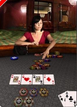 """Test jeux vidéo - Le jeu """"Texas Hold'em"""" sur Iphone / Ipod"""